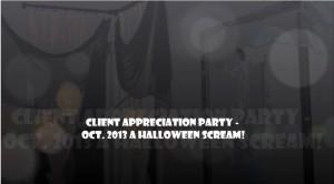 Halloween scare